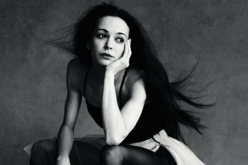Диана Вишнева — звезда современного балета. Фото Патрика Демаршелье