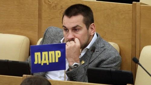 депутат Госдумы от ЛДПР Дмитрий Носов