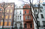 Roman Abramovich buys three New York City townhouses in a row.