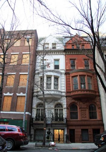 Таунхаусы на Семьдесят пятой улице в Нью-Йорке, которые скупает Роман Абрамович