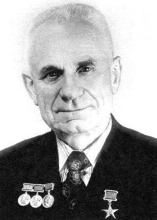 Архип Михайлович Люлька — авиаконструктор, руководитель ОКБ «Сатурн»