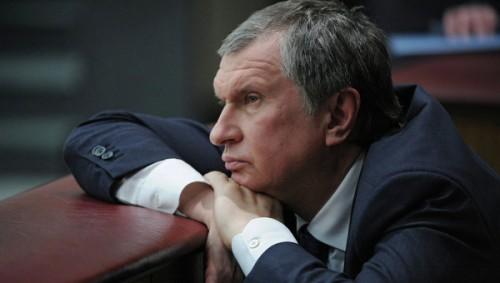 Игорь Сечин © РИА Новости. Алексей Дружинин