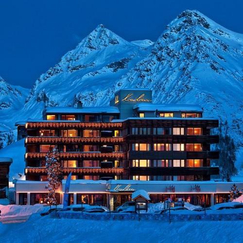 отель Kulm в Швейцарии