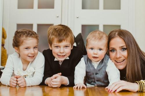 У экс-жены Аршавина растет трое детей — 7-летний сын Артем, 4-летняя дочь Яна и годовалый сын Арсений, появившийся на свет в августе 2012 года