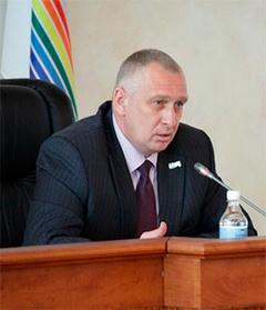 Сергей Кривошеев Фото: пресс-служба губернатора и правительства ЕАО