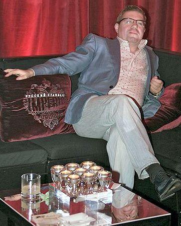 Скотланд-Ярд подключился к расследованию таинственного исчезновения в Латвии бизнесмена Леонида Рожецкина, Фото с сайта www.kommersant.ru.