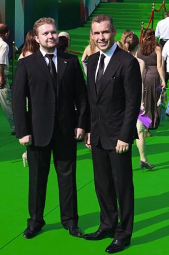 Павел Астахов с сыном Антоном (фото: 1001tema.ru)