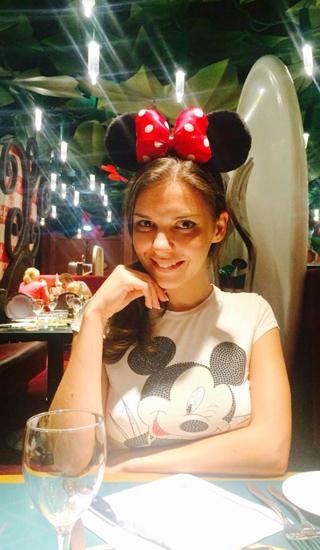 Свою карьеру в качестве порно-актрисы Алина начала в 2008 году. Фото: личный архив Алины Еременко