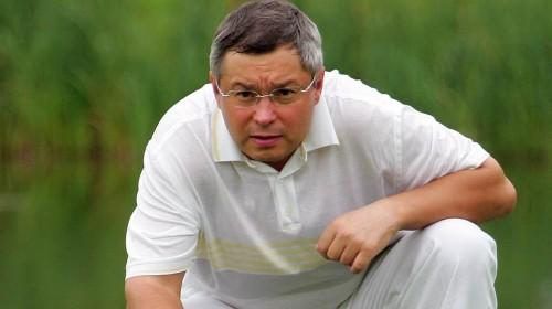 Глеб Фетисов. Фото: Валерий Левитин / Коммерсантъ