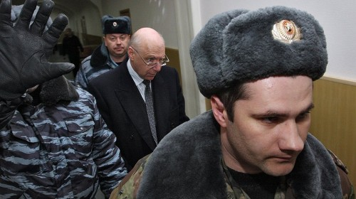 Александр Гительсон был объявлен в розыск в 2010 году. Фото: Андрей Стенин / Коммерсантъ
