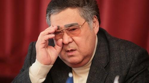 Аман Тулеев. Фото: Евгений Курсков / Коммерсантъ