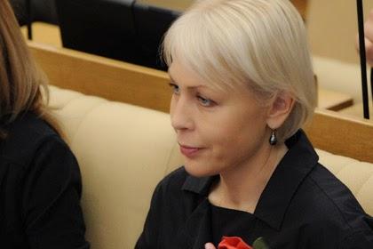 Депутат-табачный лоббист Надежда Школкина