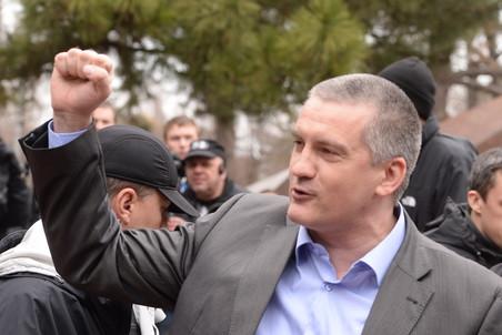 Сергей Аксенов. Фото ТАСС