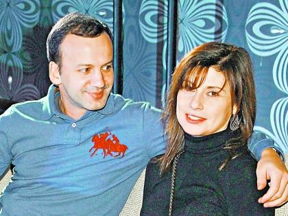 "Жена Дворковича – Зумруд государственной огранки. Фото: РИА ""Новости"""