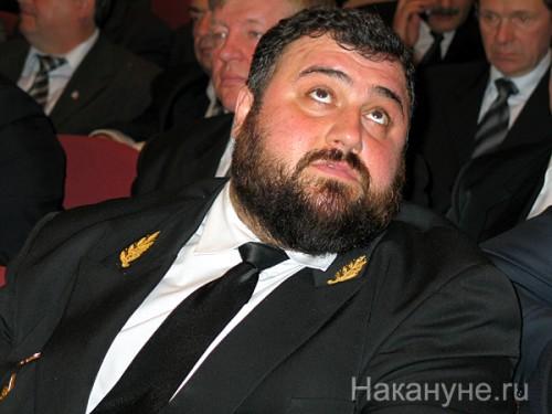 Генеральный директор UTair Андрей Мартиросов