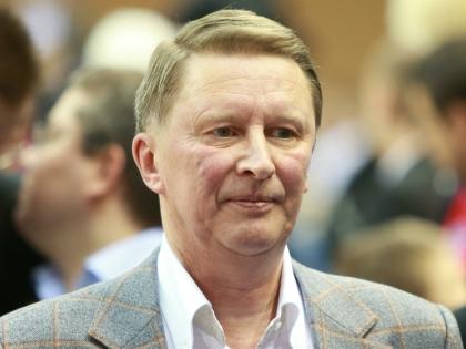 Сергей Иванов, глава администрации президента. Фото: Russian Look