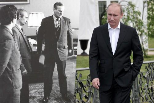 Фото: «Огонек» / «Коммерсантъ»; Алексей Никольский / РИА Новости