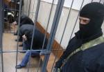 Подозреваемых в убийстве Б.Немцова доставили в Басманный суд