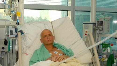 Александр Литвиненко умирал от лучевой болезни в течение трех недель под присмотром врачей, которые не могли ему ничем помочь. Фото:bbc.co.uk