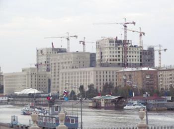 Строительство национального центра управления обороной, по самым приблизительным подсчетам, обойдется налогоплательщикам в 40 миллиардов рублей. Фото: skyscrapercity.com