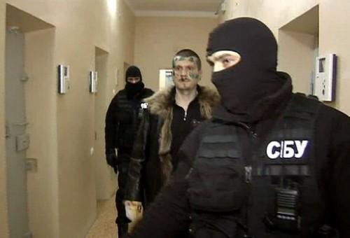Подозреваемый в покушении на Путина Адам Осмаев. Фото tsn.ua
