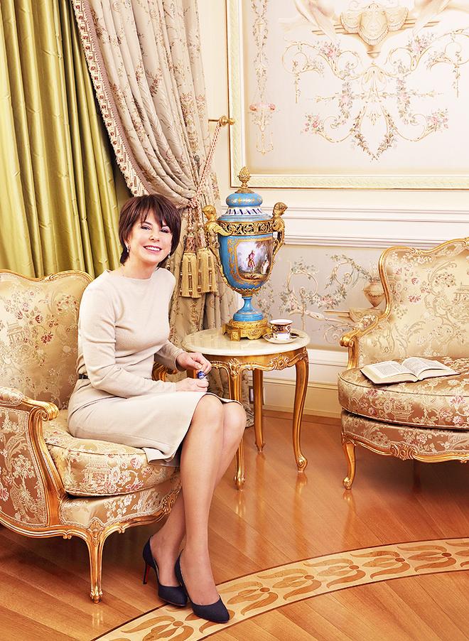 Наталия Потанина: «Я счастлива, что в моей жизни было целых тридцать совместных лет»