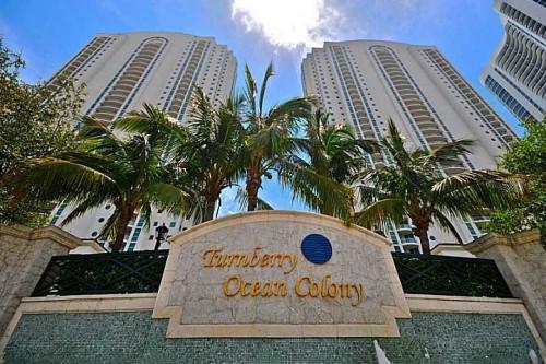 Площадь приобретенной недвижимости — почти 347 кв. м Фото: turnberryoceancolonysunnyisles.com