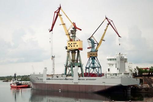 Контроль над заводом «Залив» перешел к татарским менеджерам при содействии властей полуострова Фотография: zaliv.com