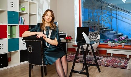 Яна Греффото Ивана Березкина для Forbes Woman