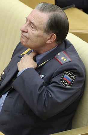 Александр Гуров. Фото: Владимир Федоренко / РИА Новости