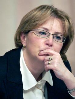 По фактам сомнительного использования бюджетных денег ведомство Вероники Скворцовой занимает первое место среди федеральных структур