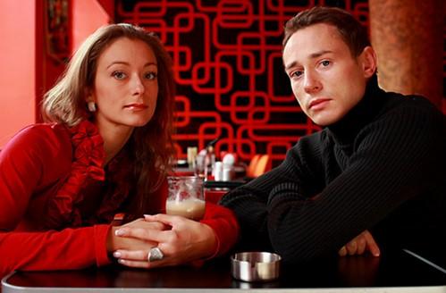 Дмитрий Исаев и Инна Гинкевич (вторая жена актера)