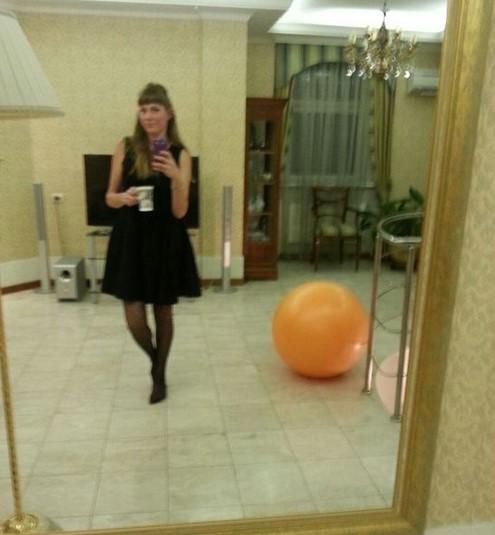 Екатерина в квартире Бориса Немцова на Ордынке во время одного из свиданий