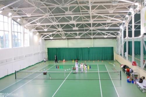 Национальный теннисный центр им. Х. А. Самаранча (НТЦ), теннис для детей в Москве
