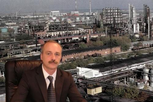 Председатель совета директоров ОАО Тольяттиазот Сергей Махлай.  Фото: Труд.ру