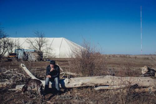 Недостроенное и заброшенное казино в Ростовской области