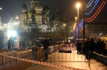 Russian Opposition Nemtsov Shot Dead