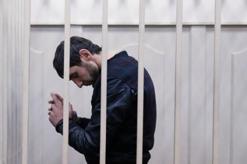 Заур Дадаев готов ответить за убийство Бориса Немцова T. Makeyeva / REUTERS