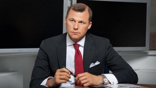 Генеральный директор ФГУП Почта России Дмитрий Страшнов.Фото: РИА Новости