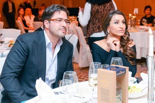 Девелопер Павел Трэйвас (слева) купил ужин с Данилой Козловским за 400 тысяч