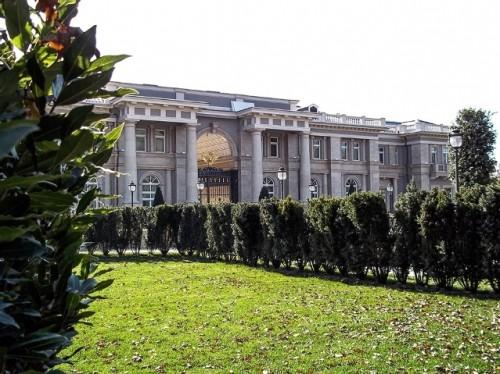 """«Стрела» находится недалеко от «дворца Путина», 1% которого также пару лет назад принадлежал Колпаковой и Кузнецовой.Фото: """"Компания"""""""