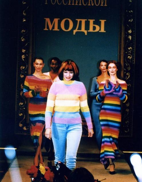 Во времена жизни в Нижнем Новгороде лицо Анны Лесниковой не сходило с экранов местного телевидения