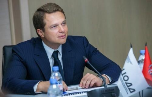 Максим Ликсутов, руководитель Департамента транспорта города Москвы.Фото: vm.ru
