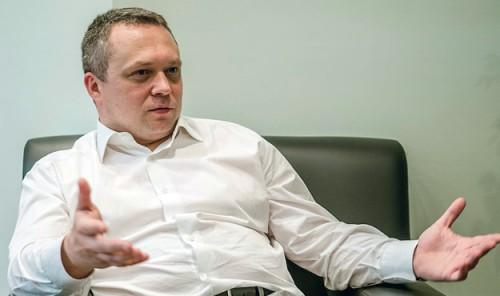 Председатель правления негосударственного Фонда развития гражданского общества Константин Костин. Фото: Эксперт.ру