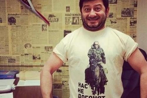 Актер,комик,юморист Михаил Галустян. Фото: glavpost.com