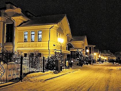 Рустам Минниханов сам фотографирует свой поселок.Фото: Собеседник