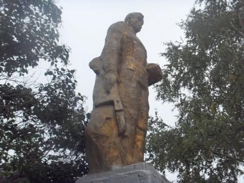 Тот монумент, который снесли. Фото: prokazan.ru