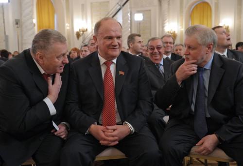 Несомненно, в реальных российских (и не только) условиях ни для одной партии или кандидата фактический бюджет кампании не сводится к тратам с легальных счетов.Фото: ua-ru.info