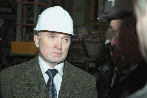 Борис Дубровский провел серию встреч в Москве с федеральным руководством о поддержке ЧТЗ. Фото: gubernator74.ru