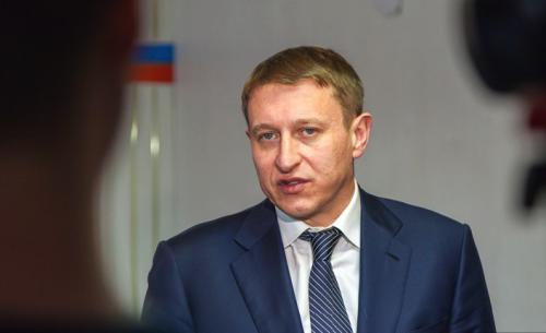 В 2004 г. Скриванов вошёл в команду губернатора Чиркунова в качестве доверенного лица и одного из трёх ближайших сподвижников вместе с Сухих и Алиевым. Фото: Ура.ру